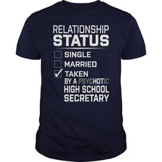 High School Secretary Job Title Shirts #gift #ideas #Popular #Everything #Videos #Shop #Animals #pets #Architecture #Art #Cars #motorcycles #Celebrities #DIY #crafts #Design #Education #Entertainment #Food #drink #Gardening #Geek #Hair #beauty #Health #fitness #History #Holidays #events #Home decor #Humor #Illustrations #posters #Kids #parenting #Men #Outdoors #Photography #Products #Quotes #Science #nature #Sports #Tattoos #Technology #Travel #Weddings #Women