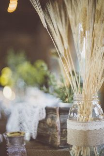 rustic wedding decor Style Me Pretty | GALLERY & INSPIRATION | GALLERY: 12106