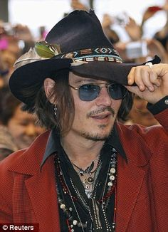 Johnny...Johnny...Johnny.  You make a much better pirate