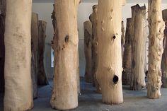 Peter Wagensonner Skulpturen & Objekte aus Holz | Holzskulpturen, Holzskulptur, Holzbildhauer, Holzkunst, Kunst, Holz, Passau, Kleeberg, Bayern