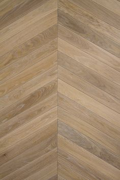 CORNSILK. Unique Bespoke Wood - Chevron Parquet Flooring. Hand finished.   Order free samples.
