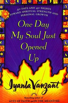 Iyanla Vanzant-this book changed my life in college, also a workbook/journal you write in as you go....