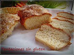 Tentaciones sin gluten: PAN RUSTICO