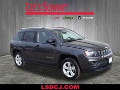 2015 Jeep Compass Sport 4x4 SUV