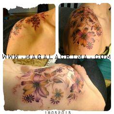 Www.magalacrima.com Tattoos, Tatuajes, Tattoo, Tattos, Tattoo Designs