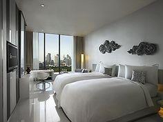 Room with view at SO Sofitel Bangkok - Thailand