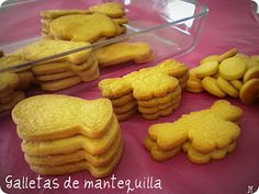 GALLETAS DE MANTEQUILLA con thermomix…