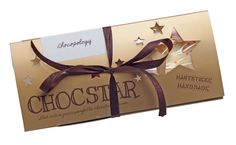 Chocstar chocolate packaging