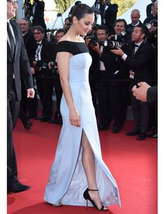 Robe Cannes Marion Cotillard