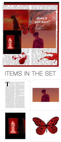 """""""G-Dragon ( love=pain )"""" by marwas00 ❤ liked on Polyvore featuring art"""