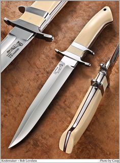Photos SharpByCoop • Gallery of Handmade Knives - Page 32