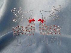 jelenčeky, Vianočné dekorácie | Artmama.sk