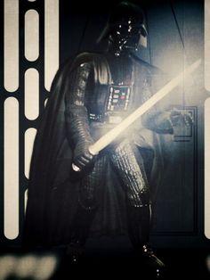 Darth Vader model kit