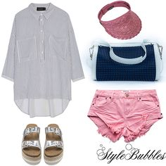 Online fashion boutique that represents designers from all over the world. Online Fashion Boutique, Beachwear, Swimwear, Summer Essentials, All You Need Is, Bubbles, Stripes, Colors, Spring