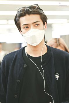 Sehun, Kpop Exo, Body Proportions, Korean People, Flawless Face, Aesthetic Boy, How Big Is Baby, Airport Style, Airport Fashion