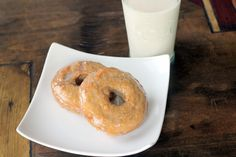 Grain Free Chai Tea Glazed Twinkies and Donuts (and converting coconut flour for baking) - Maria Mind Body Health