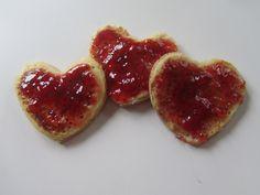 Crêpes confiture fraises