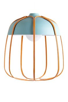 30 Apartment Buys To Spend That Bonus On #refinery29  http://www.refinery29.com/adult-apartment-decorations#slide-1  This light fixture straddles the line between youthful and elevated-modern brilliantly.