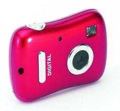 Digital Concepts camera allows you to take up to 79 quick photos to go, and shoots video clips. Simply plug the digital camera back into the USB po...