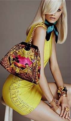 ~Versace for H & M | House of Beccaria