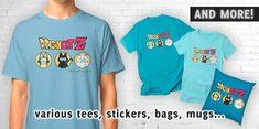 New Design! DRAGON BALL CATS: DRAGON CATZ T-shirt(and more stuff…)  # anime #cat #dragonball #dragonballz #dbz #goku #karin #puar #tama #vegeta #tvseries