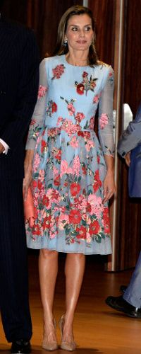 25 Sep 2017 - Queen Letizia attends inauguration of Congress Palace of Palma