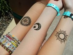 friendship tattoo idea