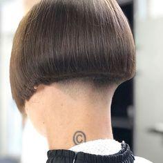 Hipster Haircut For Men Bob Haircuts For Women, Trendy Haircuts, Short Bob Haircuts, Haircuts For Long Hair, Girl Haircuts, Popular Haircuts, Short Hair Cuts, Short Hair Styles, Haircut Bob