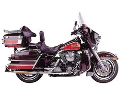 Harley-Davidson FLHTC 1340 Electra Glide Classic 1989 Motorcycle Photos and Specs Ranger, Touring Motorcycles, Electra Glide Ultra Classic, Classic Wallpaper, Harley Davison, Scrambler Motorcycle, Harley Davidson Motorcycles, Motorcycle Accessories, Cross Country