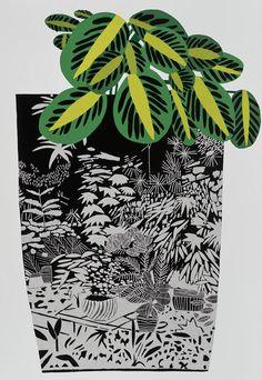Jonas Wood – Graphical Tropicals