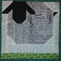 Almost done!  #woolysheepblock #farmgirlfridays #farmgirlvintage