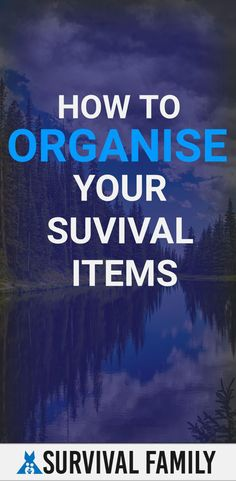 So let's say there is a power outage but you can't find your flashlight, or you need to start a fire but can't find the box of matches… The whole idea of being a prepper or survivalist means to… Survival Family, Survival Items, Survival Gear, Emergency Food Kits, Weather Warnings, Solar Charger, Water Purification, Band Aid, Organization