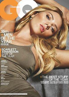 GQ | Scarlett Johansson