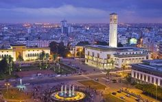 The #modern #city of #Casablanca was founded by #Berber #Fishermen during the #10th #Century BC and was subsequently used by the #Phoenicians, #Romans and the #Merenids as a #strategic #port called #Anfa. It was a #pirates' base for harrying #Christian #ships and was destroyed by the #Portuguese in #1468.  http://www.rentbookfly.com/casablanca/