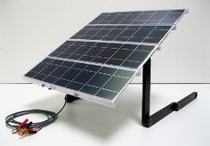 Get started with solar power with Go Anywhere's portable solar charging kit Submitted by Bob Difley on Tue, 07/09/2013