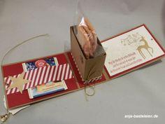Tee Keks Geschenk, nice idea, tea cookie present, gift, marketing