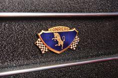 1958 Alfa Romeo Giulietta Veloce Zagato For Sale Dash Badge