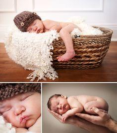 Newborn baby boy ideas   http://www.pepitaphotography.com