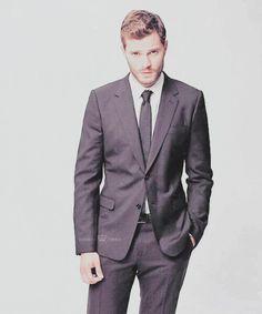 Jamie Dornan. Fifty shades of Grey.