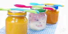 4 Receitas de Papinhas de Bebê Deliciosas e Nutritivas, aprovadas por nutricionistas e culinaristas infantis, para todas as fases do seu bebê. Aproveite! V