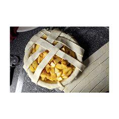 Peach Raspberry Pie With White Chocolate Mascarpone Adventures in ...