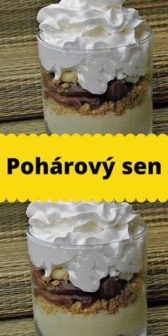Mini Cakes, Tiramisu, Red Velvet, Panna Cotta, Cereal, Cheesecake, Food And Drink, Pudding, Drinks