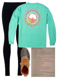 """""""anyone good with science"""" by elizabethannee ❤ liked on Polyvore featuring NIKE, L.L.Bean, women's clothing, women's fashion, women, female, woman, misses and juniors"""