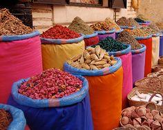Marrakesh - Spices