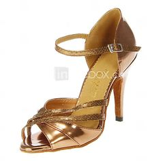 Chaussure de danse latine