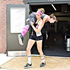 Lesbian Lift Carry 65