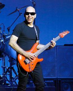 Guitarist Joe Satriani Performs at The Pearl Concert Theater in Las Vegas