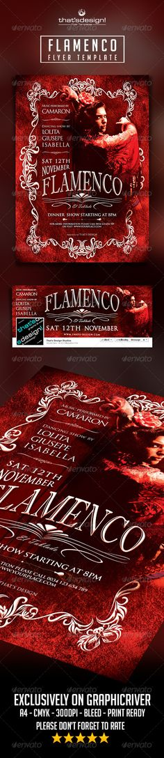 Tango Flyer Template V1 Tango, Flyer template and Template - benefit flyer template