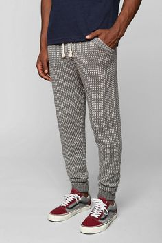 CPO Birdseye Sweater Jogger Pant. $69.00.   #fashion #men #joggers #pants