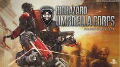 [Update] New Resident Evil Title Biohazard: Umbrella Corps Is A Zombie Shooter